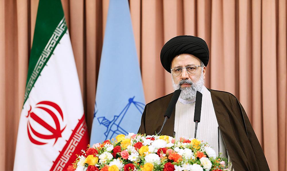 (تصاویر) مراسم معارفه ابراهیم رئیسی با حضور مقامات