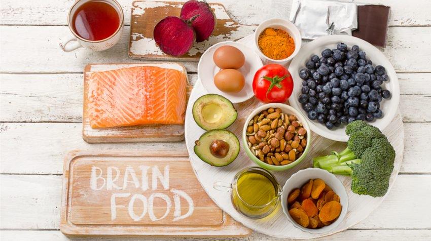 بهترین رژیم غذایی برای سلامتی مغز