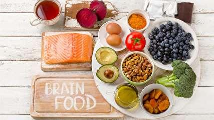 رژیم غذایی سالم = کند شدن پیری مغز