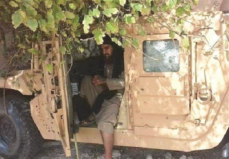 (تصویر) «ابوبکر البغدادی» در زرهپوش آمریکایی!