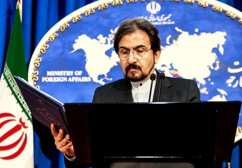 واکنش ایران به سخنان برایان هوک