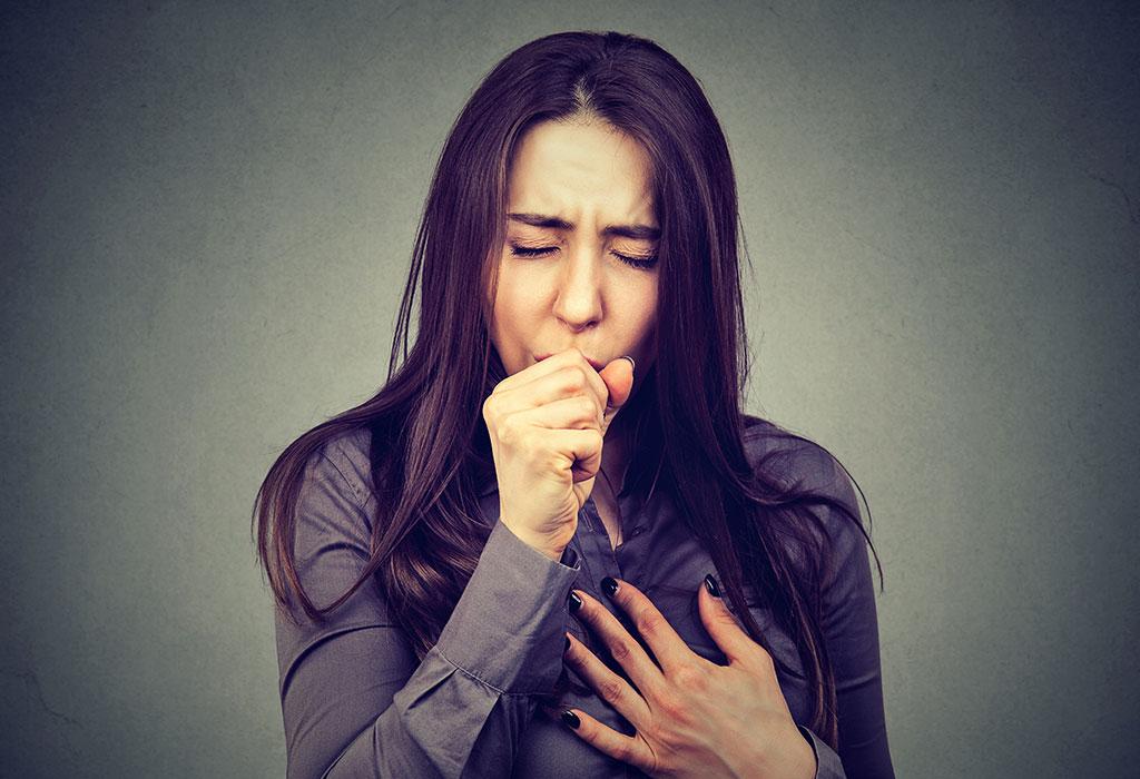 علت سرفههای خشک