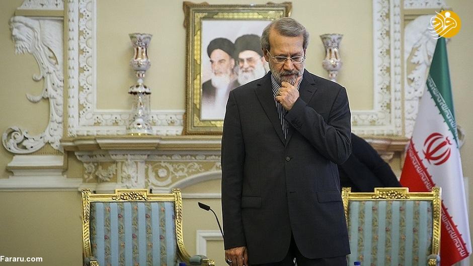 آیا مراکش سفر علی لاریجانی را لغو کرد؟