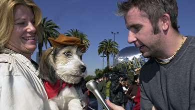 مصاحبه با سگها!