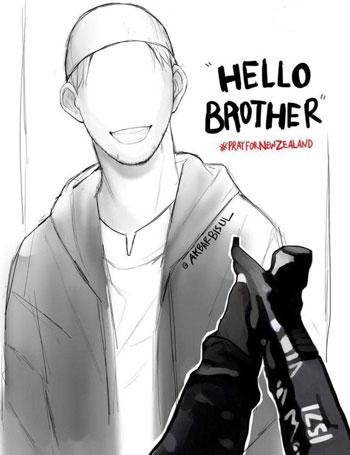 عبارت «سلام برادر» تِرند شد