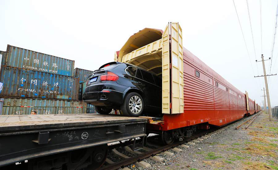شرایط هزینه نوروزی حمل خودرو با قطار اعلام شد + جدول هزینه