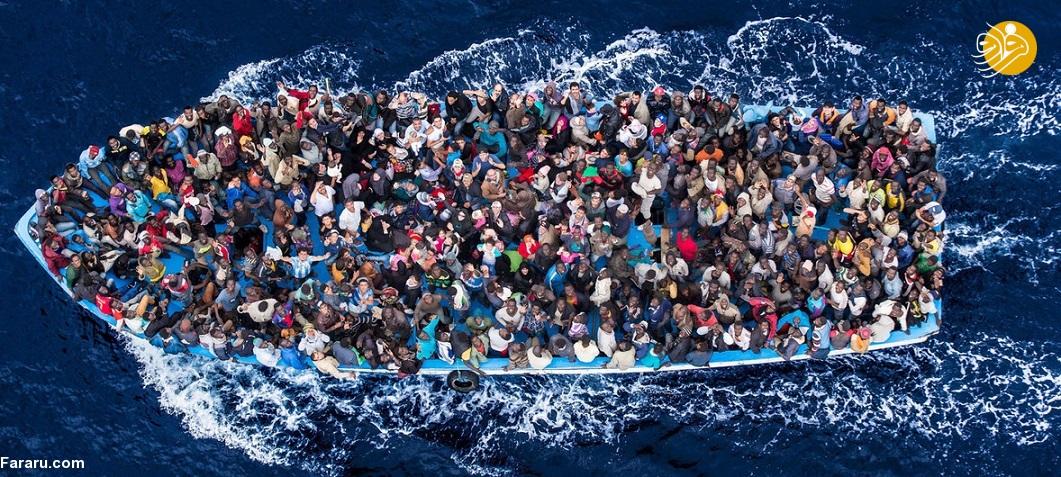 اروپا درهای خود را به روی مهاجران میبندد؟