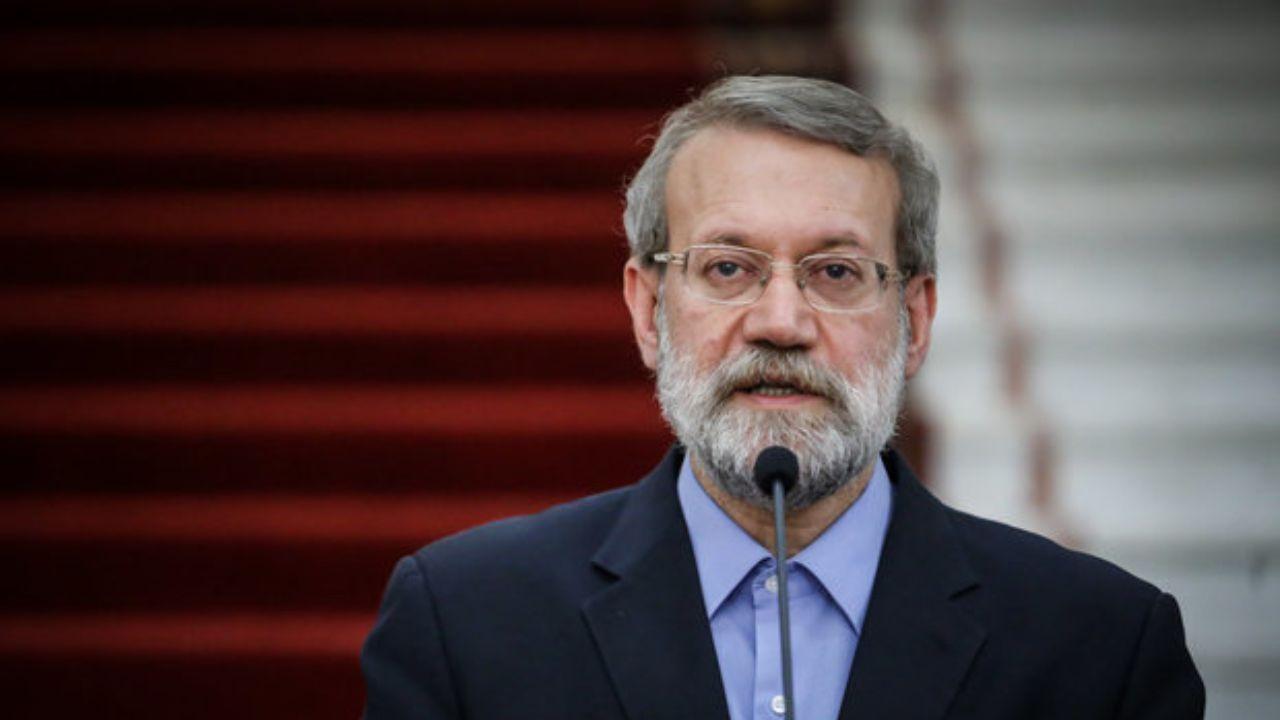 لاریجانی قانون بودجه سال ۹۸ را به رئیس جمهور ابلاغ کرد