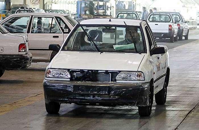 قیمت خودرو در آخرین روزهای سال۹۷