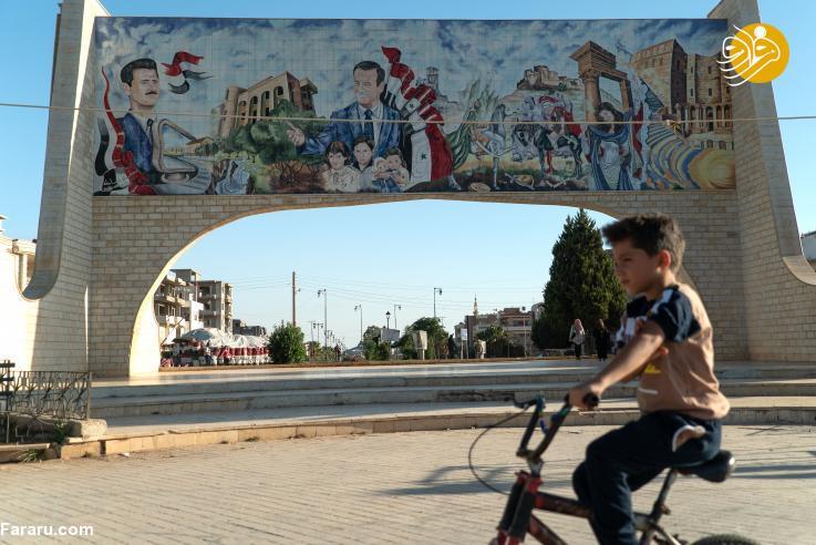 (تصاویر) سوریه؛ پس از هشت سال جنگ داخلی