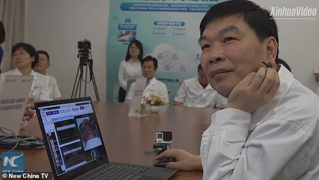 نخستین عمل جراحی مغز با اینترنت ۵G