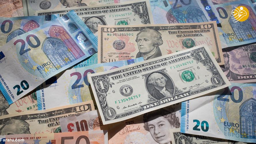 قیمت دلار و قیمت ارز در بازار امروز شنبه ۴ اسفند ۱۳۹۷