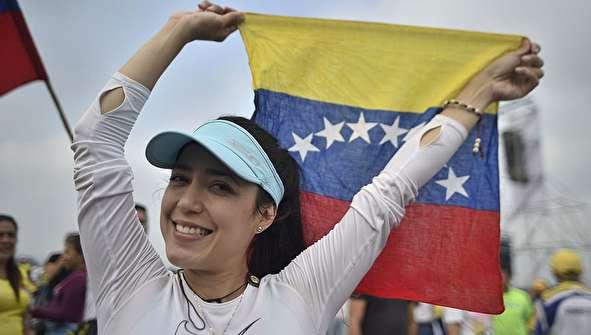 (تصاویر) کنسرت بزرگ برای حمایت از مردم ونزوئلا