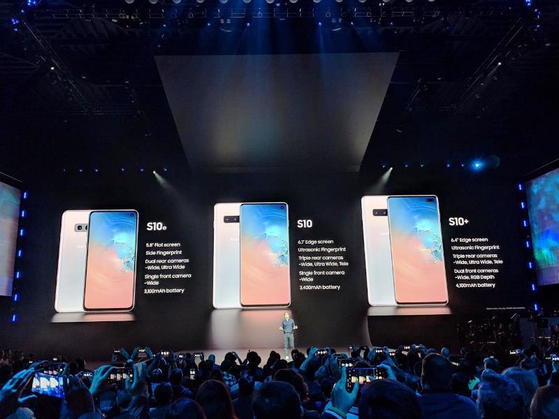 همه چیز درباره گوشیهای اعضای جدید خانواده گلکسی S10