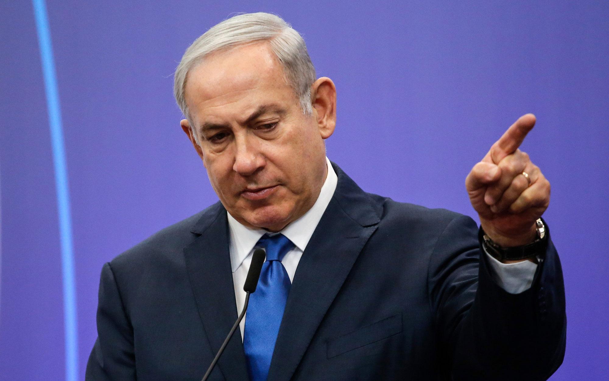 واکنش نتانیاهو به سخنان شمخانی درباره سوریه