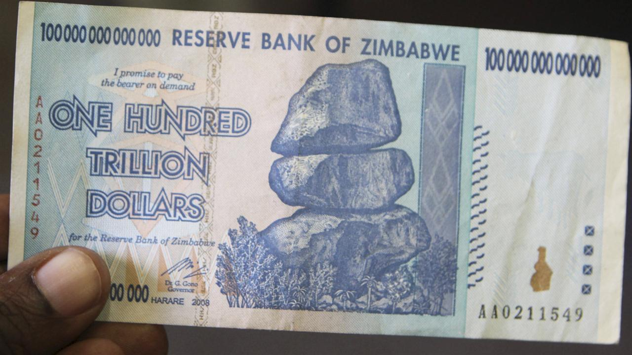 پول زیمباوه