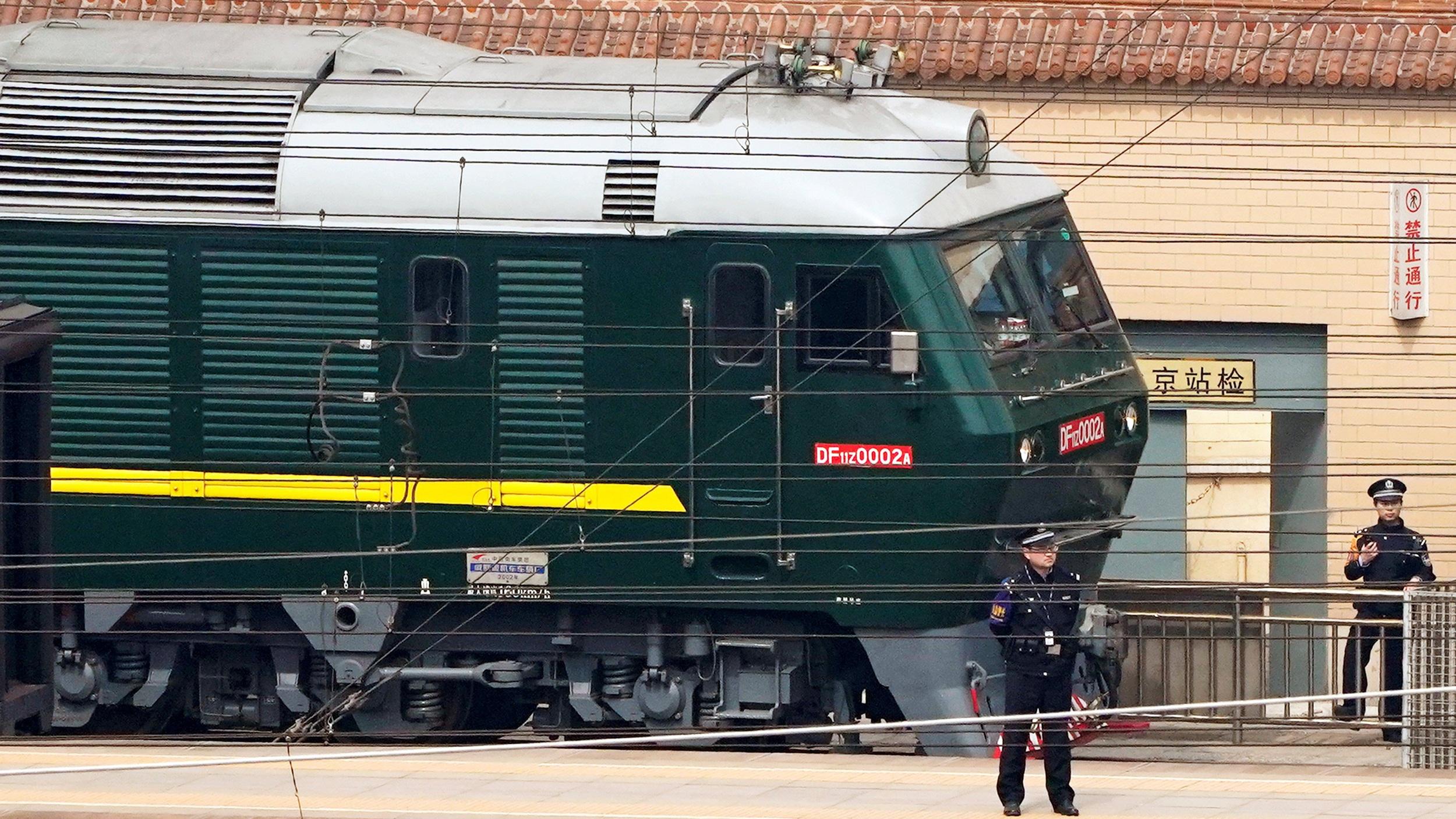 قطار زرهی