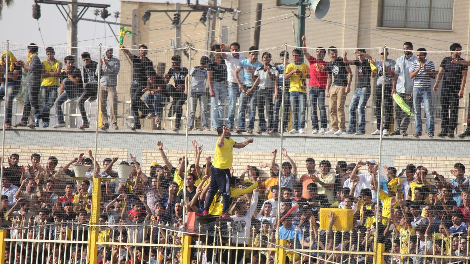 لیگ برتر در مسجدسلیمان