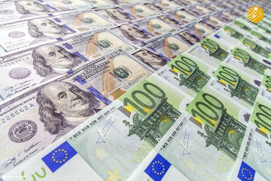 قیمت دلار و قیمت ارز در بازار امروز سهشنبه ۷ اسفند ۱۳۹۷