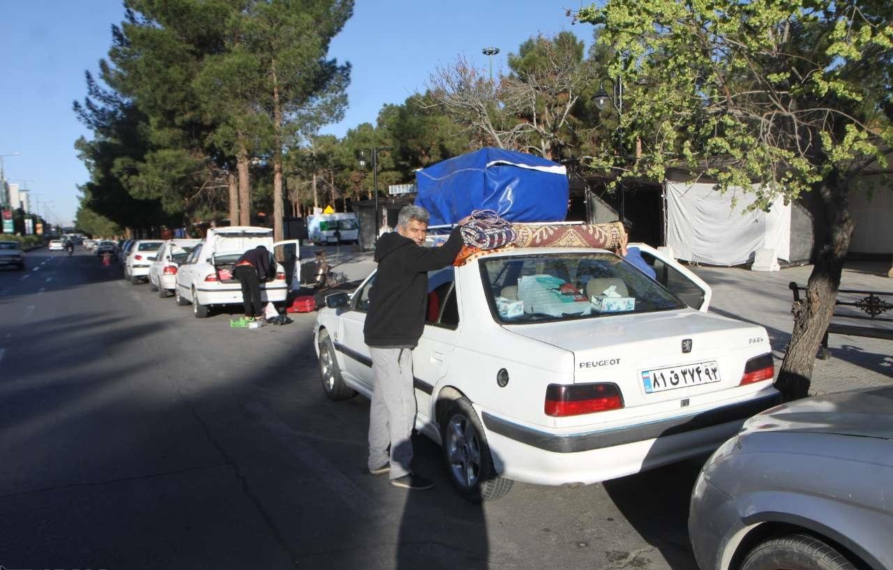 سفر مشهد با تندر ۹۰ اجارهای، ۱۶۰ هزار تومان