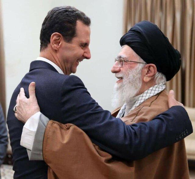 بازتاب گسترده سفر بشار اسد به ایران در رسانههای عربی