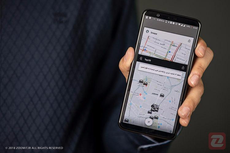 فردا تصمیم سرنوشتساز هیئت دولت درباره تاکسیهای اینترنتی