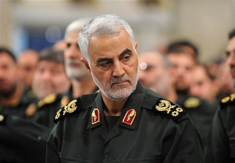 واکنش سردار سلیمانی به استعفای ظریف