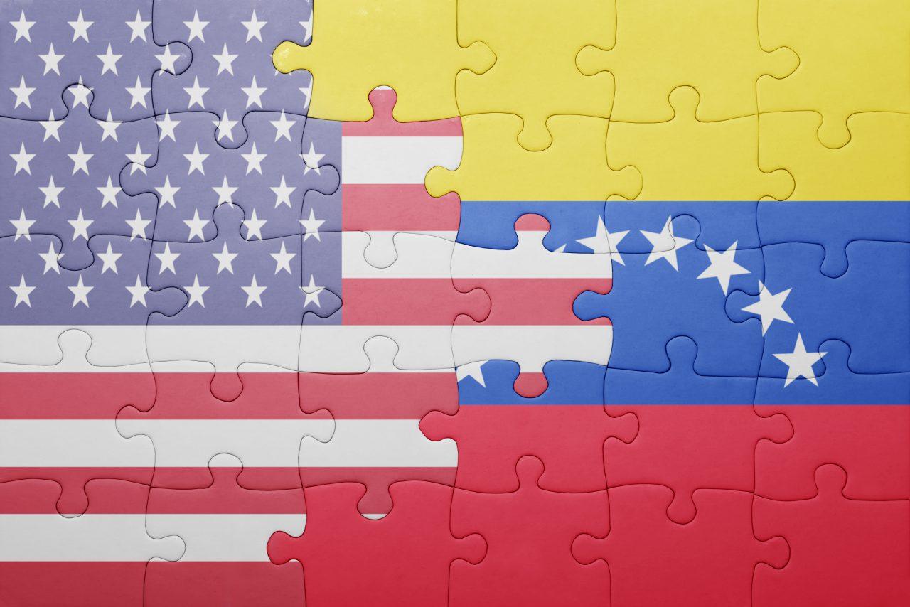 ونزوئلا آمریکا
