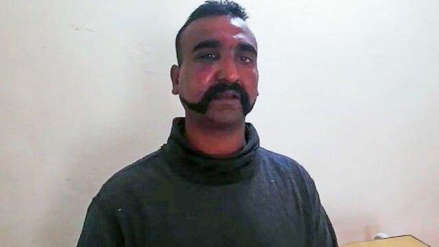 اعلام آمادگی پاکستان برای آزادی خلبان هندی