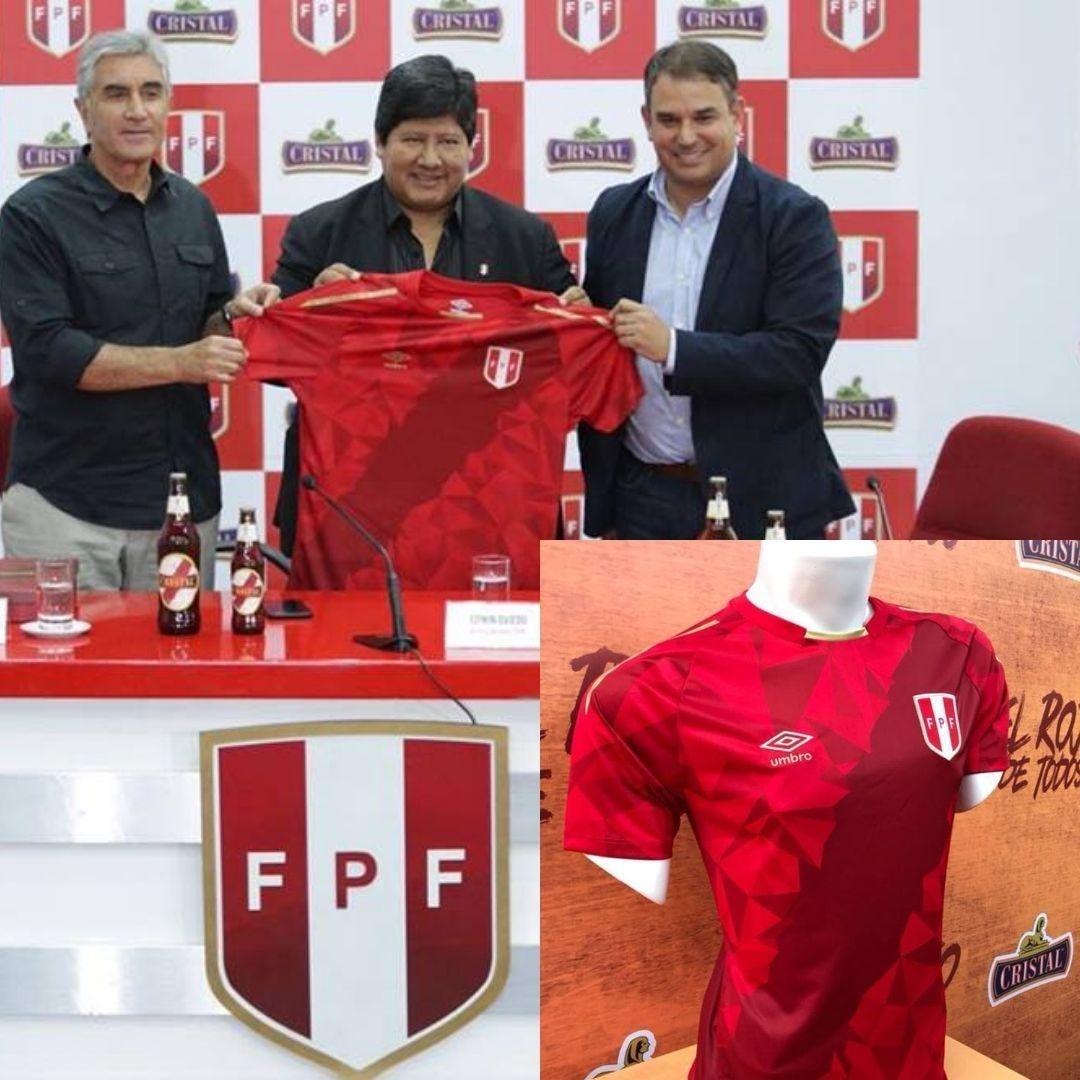 تصویر پیراهن پرو در جام جهانی را برسانید به آقای ساکت!