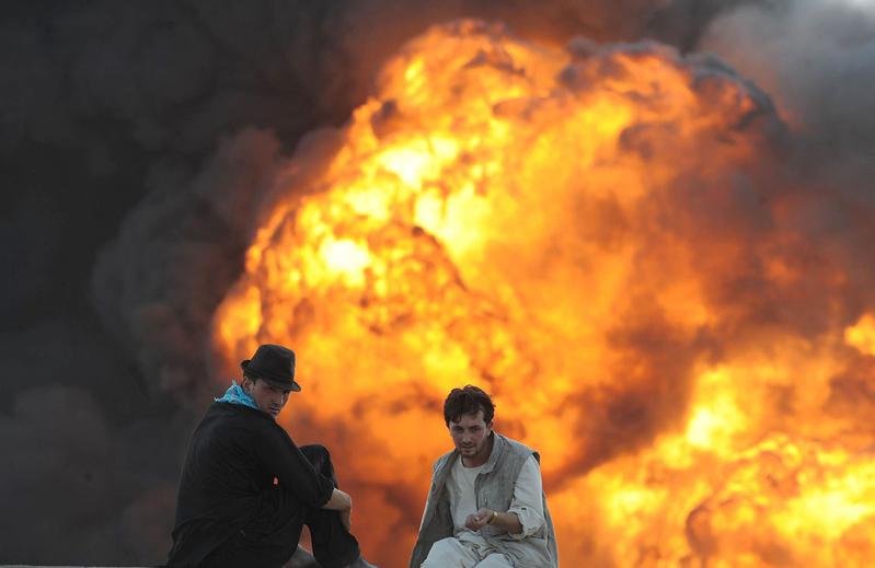 (تصاویر) شاهکارهایی از یک عکاس قربانی