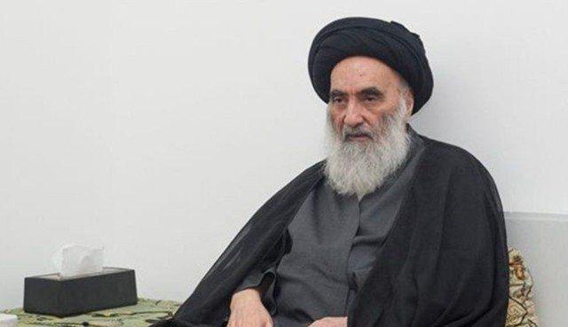 موضع آیتالله سیستانی درباره انتخابات پیشرو در عراق
