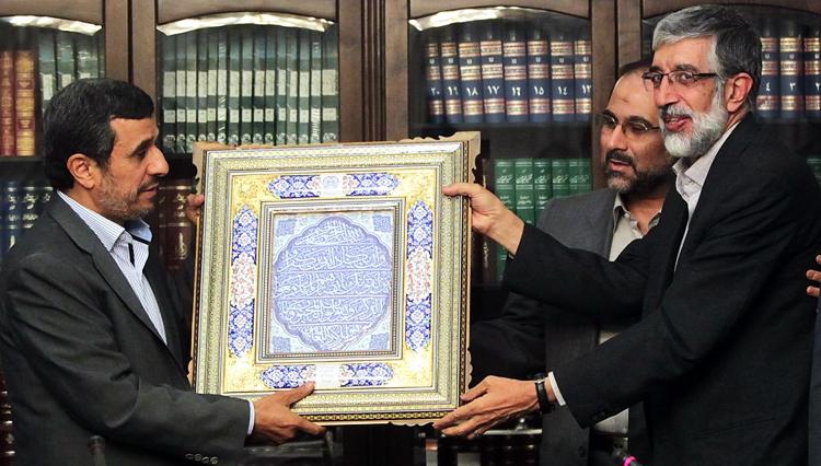 نگران احمدینژاد نیستیم/ مملکت دست اصولگرایان نبود/ مشایی همهکاره بود