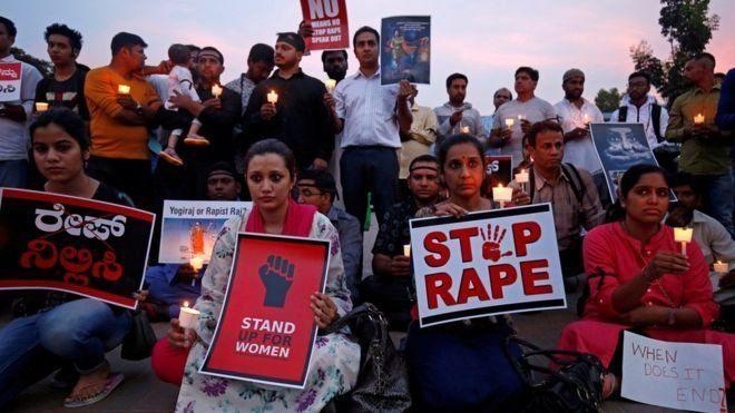 دختر ۱۶ ساله بعد از تجاوز زنده سوزانده شد