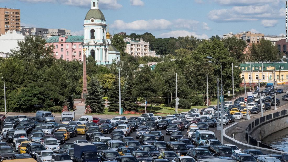 بدترین شهرهای جهان در ساعت اوج ترافیک