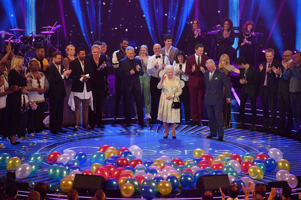 (تصاویر) جشن تولد ۹۲ سالگی ملکه انگلستان