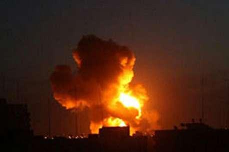 (ویدئو) پاسخ سوریه به تجاوزگری صهیونیستها