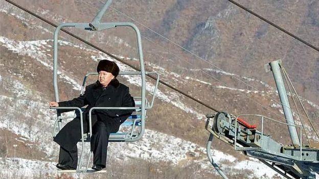 (تصاویر) ذائقه رهبر کره شمالی در استفاده از وسایل حمل و نقل