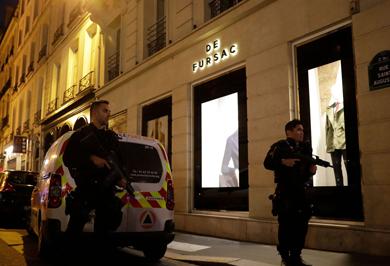 (تصاویر) حمله خونین داعش در پاریس