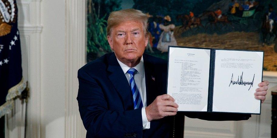 سیانان: ایران به این شکل به خروج ترامپ پاسخ خواهد داد؟