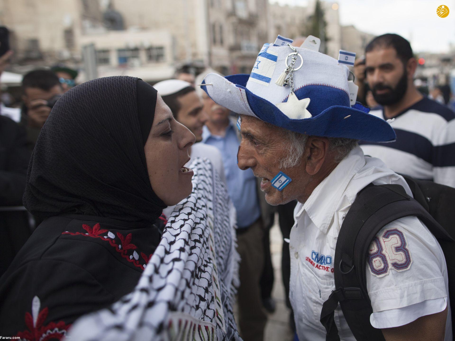 تظاهرات غزه علیه انتقال سفارت آمریکا به بیتالمقدس