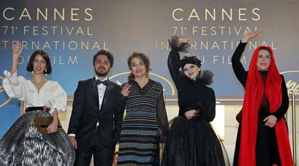 هنرپیشههای ایرانی در فستیوالهای جهانی چه میپوشند؟
