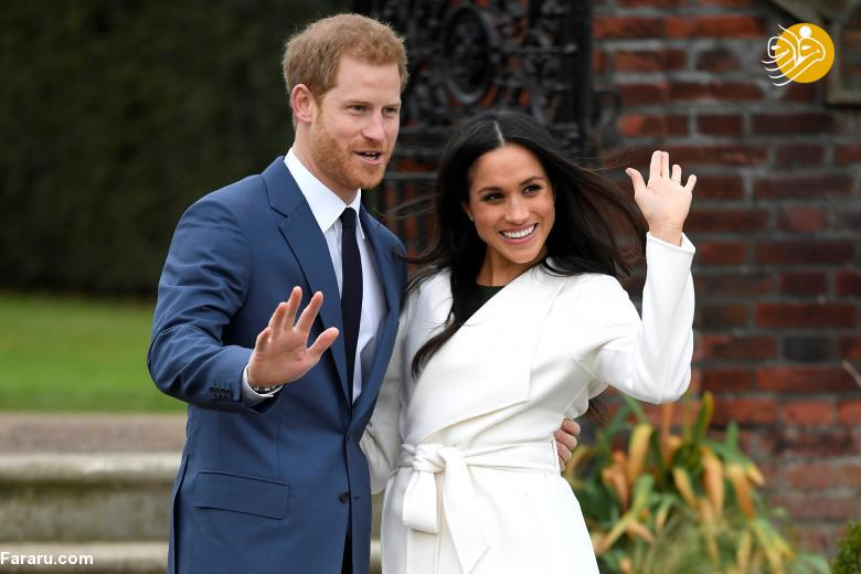(تصاویر) شمار معکوس برای ازدواج سلطنتی در انگلیس