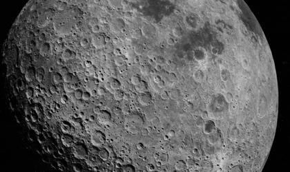 احداث کتابخانه روی سطح ماه!