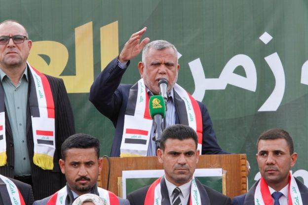 جنگ قدرت در عراق