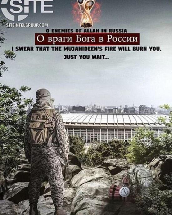 (تصاویر) داعش، مسی و رونالدو را تهدید به مرگ کرد