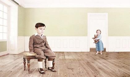 با کودک مبتلا به اوتیسم چه کنیم؟