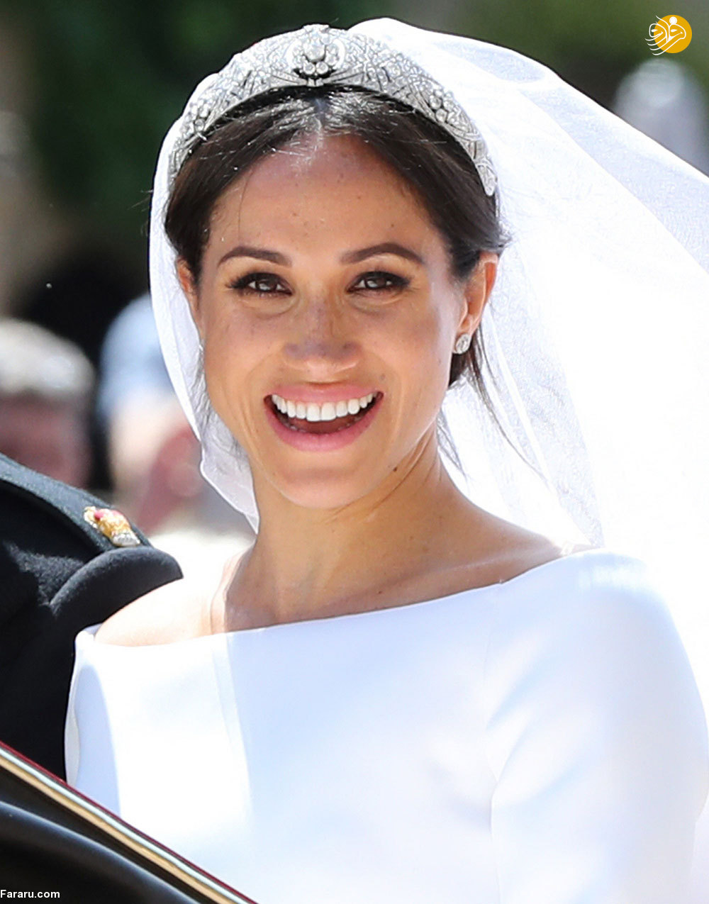 تفاوت عروسهای ایرانی با عروس خاندان سلطنتی!