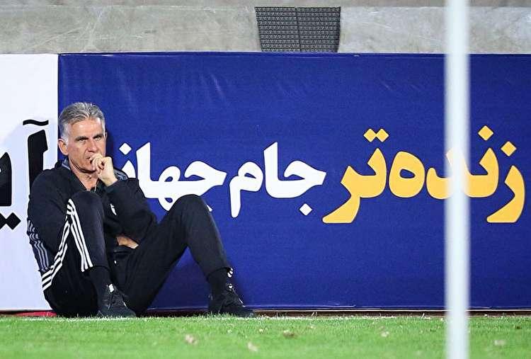 جنجال بزرگ کیروش در آستانه جام جهانی