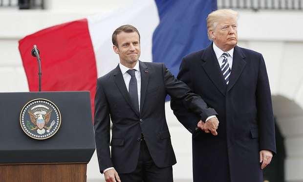 احتمال توافق آمریکا و فرانسه بر سر برجام